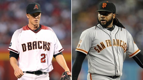 D-backs at Giants, 6:30 p.m., FOX Sports Arizona