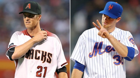 D-backs (45-66) at Mets (57-54), 3:30 p.m., FOX Sports Arizona