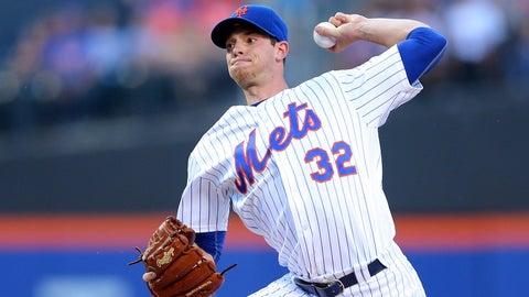 Mets starting pitcher Steven Matz