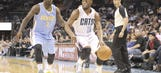 Bobcats knock off Nuggets for 7th straight home win