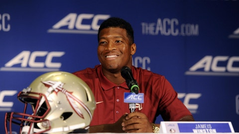 Maxwell (best overall player): Jameis Winston, Florida State