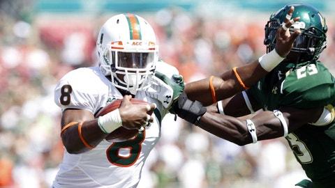 No. 14: Duke Johnson, RB, Miami
