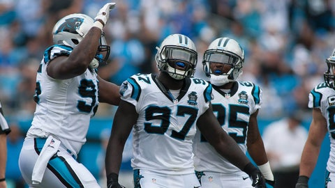 4. Carolina Panthers