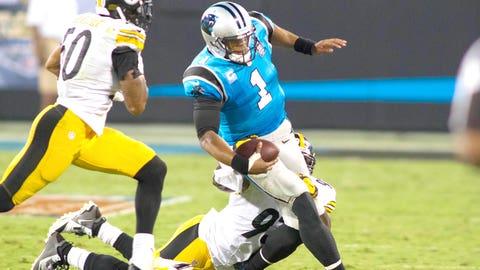 Carolina Panthers at Cincinnati Bengals