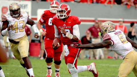 NC State, Record: 4-1