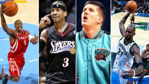 Expansion Raptors, Grizzlies get step-child treatment from NBA