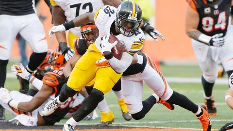 2. RB Le'Veon Bell, Pittsburgh Steelers