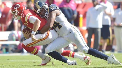 6. DE Robert Quinn, St. Louis Rams
