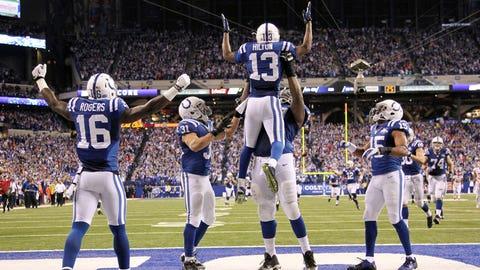 13. WR T.Y. Hilton, Indianapolis Colts