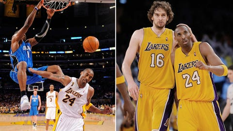 10. 2009 Los Angeles Lakers