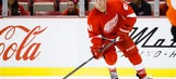 Wings sign center Glendening to 3-year contract extension