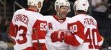 Ten Red Wings named to Olympic teams