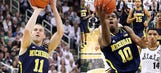 Stauskas, Walton earn Big Ten awards