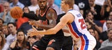 James, Heat too much for Pistons
