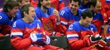 Russia practices without Datsyuk