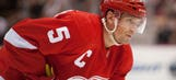 No. 5 retirement: Lidstrom didn't know he had it in him