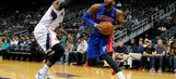 Pistons win second straight, snap 10-game skid in Atlanta