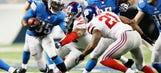 Lions open regular season on Monday Night Football vs. Giants