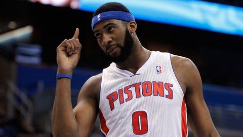 Detroit Pistons (34-48)