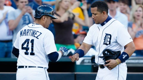 Who will end up being Detroit's MVP candidate?