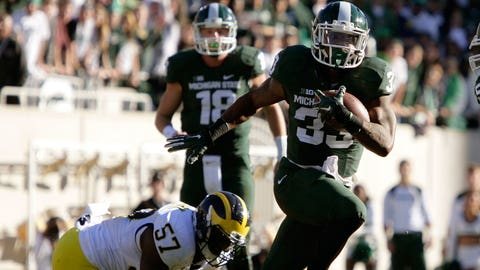 Enraged Spartans continue dominance over Wolverines
