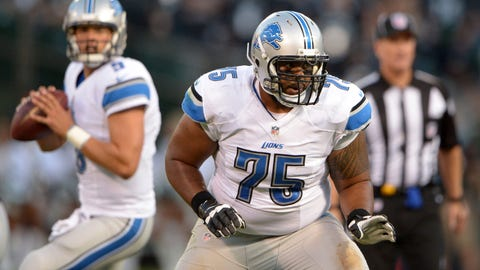Larry Warford, guard