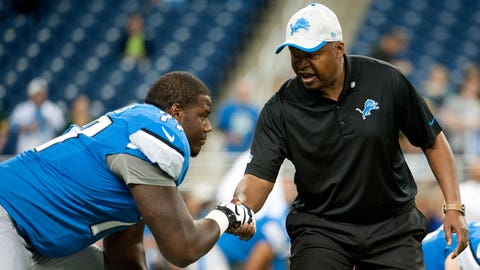 Gave: Caldwell's 'loose and aggressive' mantra works for Lions