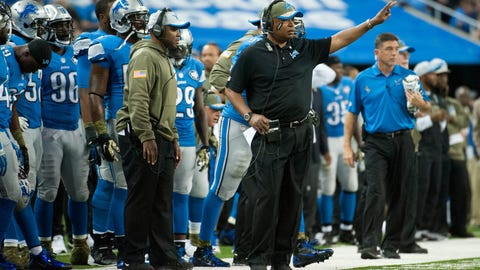 Gave: Lions, Caldwell seek patience with new system