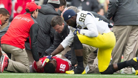 Gave: Letter to Gardner adds humanity to Michigan-OSU rivalry