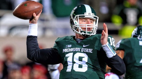 Cook says he has more to accomplish at MSU