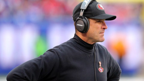 Michigan reportedly offers Harbaugh deal