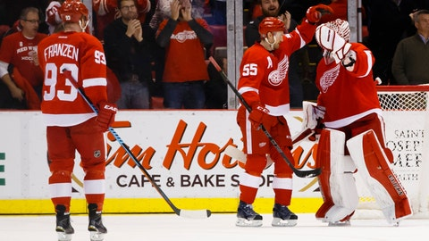 Gave: Happy New Year indeed for Wings, fans