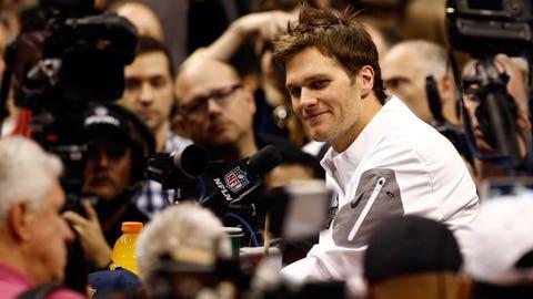 Tom Brady's cold