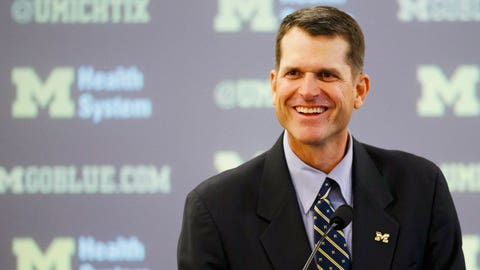 Urban warfare: Did Harbaugh poke Meyer over recruit snag in tweet?