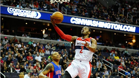 John Wall's entourage finds trouble