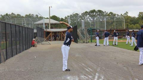 Tigers spring training 3.1.15