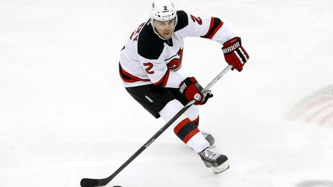 Red Wings get Marek Zidlicky from Devils for conditional 2016 third-round pick