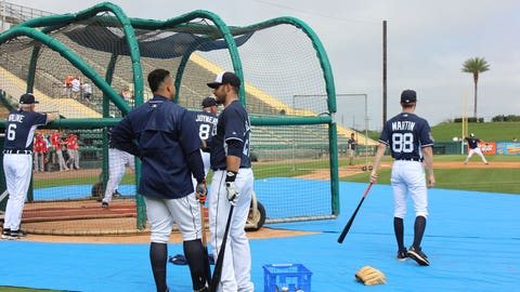 Tigers spring training 3.2.15