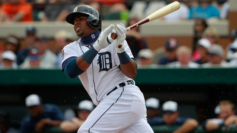 Gage: Cespedes transforms Tigers' lineup