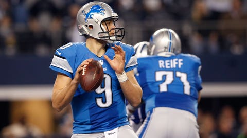 Three ways offense can help Lions live up to expectations