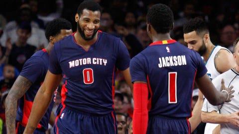 Detroit Pistons: Andre Drummond, C