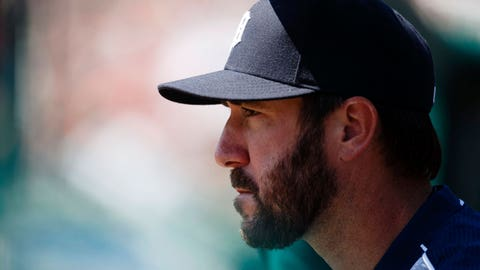 Simulated game goes well for Justin Verlander