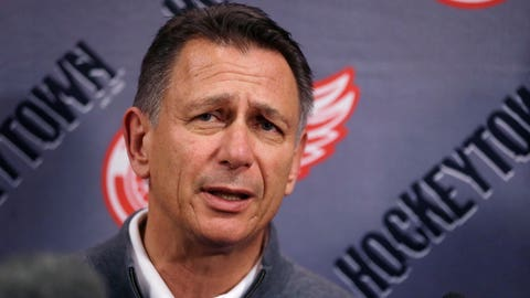 Gave: Babcock's gone, but the right man chose to stay in Detroit