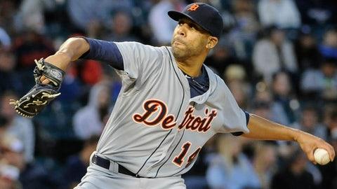 Price helps Tigers end eight-game losing streak