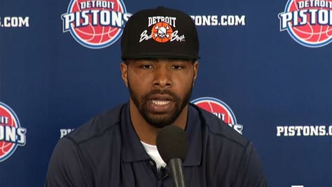 REPLAY: Marcus Morris press conference