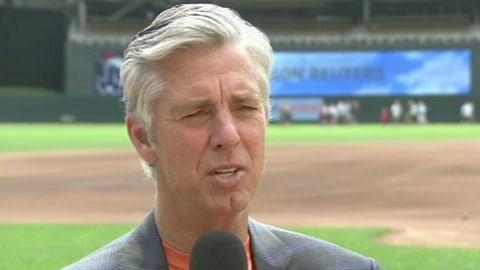 VIDEO: Dave Dombrowski talks Tigers at All-Star break