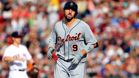 Castellanos stays hot as Tigers bounce back at Boston