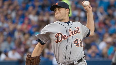 Detroit's Matt Boyd to start