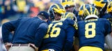 Michigan stays at No. 3 in College Football Playoff rankings