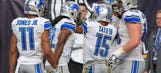 Lions win another thriller, 22-16 in OT at Minnesota